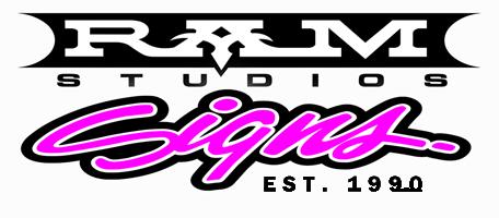 Ram Studios Signs